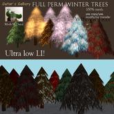 :GG: Full Perm Xmas Tree Mesh Conifer Christmas