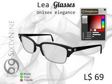 [69] Glasses Lea