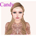 Candy Bento Shape for  Catwa (Lona  ) Maitreya