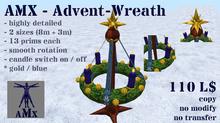 AMX-Advent-Wreath (blue/gold - copy)