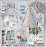 :MoonAmore: Frozen Xmas / Crystal Tiara (Cherry)