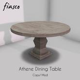 Fiasco - Athene Dining Table