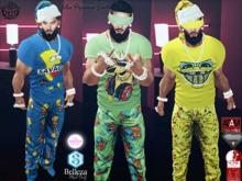 {RC} Men Pajamas Wear Vol1