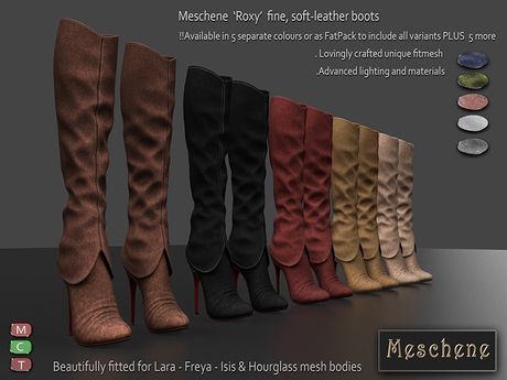 Meschene - ROXY - FATPACK.