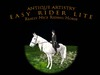 RIDING HORSE - ALABASTER Easy Rider Lite Riding Horse