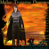 Fight-Training Dummy (melee), by Angels & Daemons