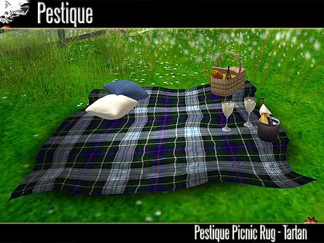 Picnic Blanket Justus Rug