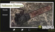 MadPea Halloween Chainsaw