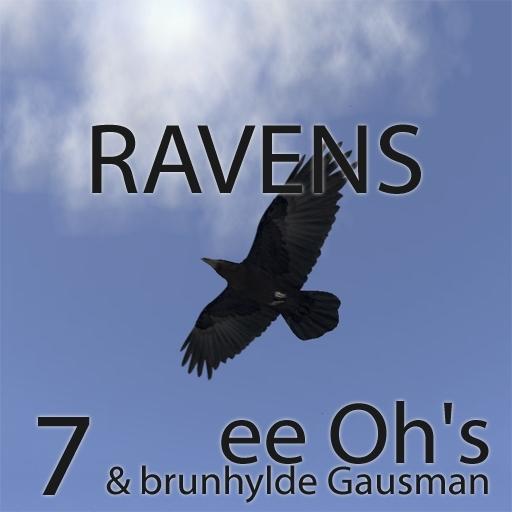 7 RAVENS sculpt | free roaming