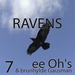 7 RAVENS sculpt | free roaming
