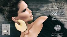 JUMO Originals - Rhonda Earrings* - ADD ME