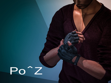 Po^Z Bento - Gloves pose 1 ( male )