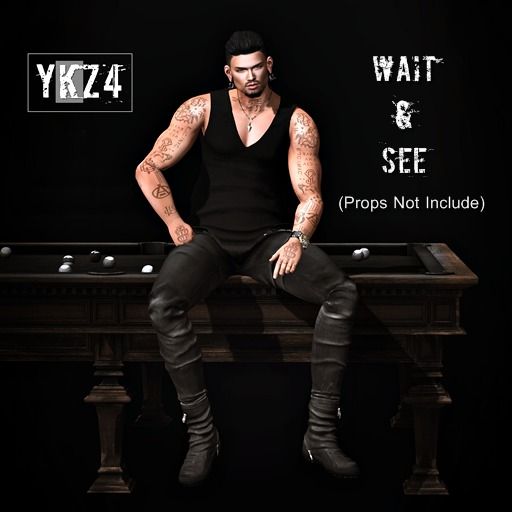 YKZ4. Wait & See
