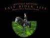 RIDING HORSE - EBONY BLACK -  Easy Rider Lite Riding Horse