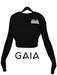 GAIA - Nikita sweatshirt REBEL GIRL