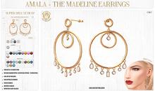 Amala - The Madeline Earrings