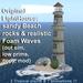 Beach Light House w/sit (out sim)