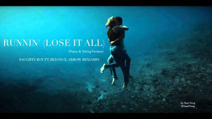 Amore! - Naughty Boy - Runnin' (Lose It All) ft. Beyoncé, Arrow Benjamin DANCER