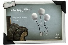 Kyoot Home - Balloon Lights (White)