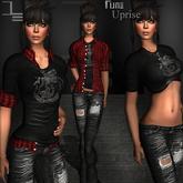 *DE Designs*-Rune-Uprise Lady