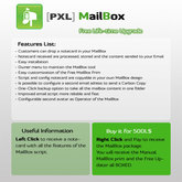 [PXL] MailBox (Suggestion box, send nc to real email)