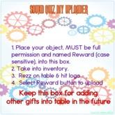Sound Quiz DIY Reward Uploader