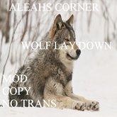 WOLF LAY DOWN