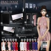 14. Dead Dollz - F/W - FASHION WEEK - Make Up Console