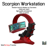 *~Ri!~* Scorpion Workstation (boxed)