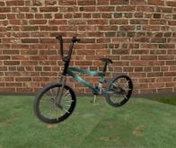 Ride Animated BMX Bike