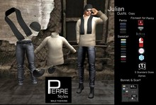 PierreStyles JULIAN SWEATER /JEANS Outfit for Mesh & Classic