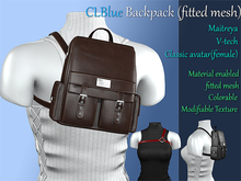 CLBlue-Backpack