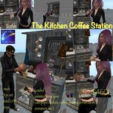 The Kitchen Coffee Bar with food and drink  - Crate