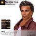 A&A Nicolas Hair Mesh Brown Colors Pack. Mens mesh hairstyle