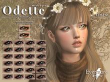 evermore. odette // mesh eyes (wear me)