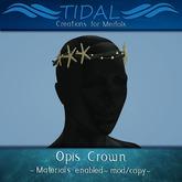 ~TIDAL~ Opis Mermaid Crown (Mesh)
