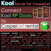 Kool Server for CasperLet