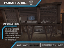 PsiNanna, Inc. Stahlhaus Furnished Home