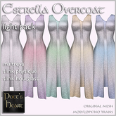 Poet's Heart - Estrella Overcoat - Light Pack