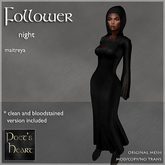 Poet's Heart - Follower - Night