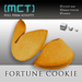 [MCT] Fortune Cookie (Full Perm Sculpty)