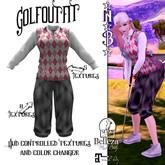 *N*B* Golfoutfit