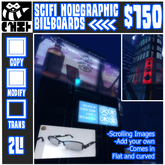 CHI - Holographic Billboards