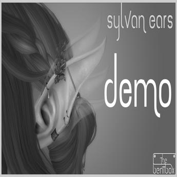 [BentBox) Sylvan Ears 1.0 DEMO (wear me)