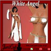 JariCat White Angel Silks