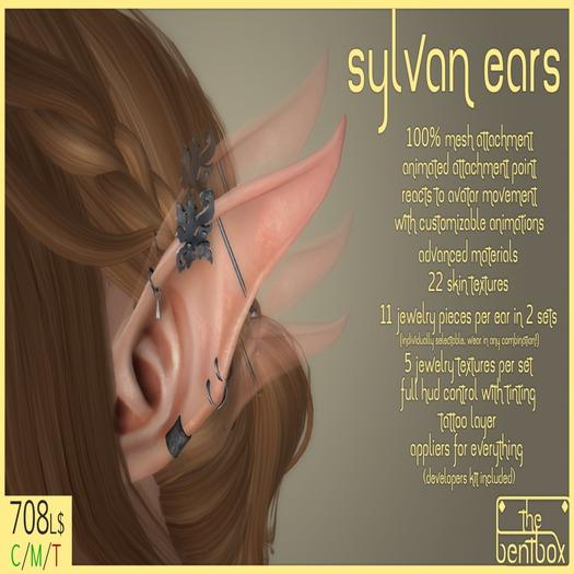 [BentBox) Sylvan Ears 1.0 (wear me)
