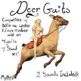 ~Mythril~ WHRH: Deer Set