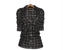 * Vanilla Bae * The Boyfriend Shirt in  / Strip Me Collection / Maitreya, Slink Hourglass, Belleza Freya, Ebody Curvy