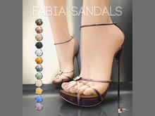 Pure Poison - Fabia Sandals Ad - ons for Belleza, Maitreya, SLINK High Feet
