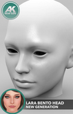 [AK] Lara Bento Head Vers. 2.6 + Animation HUD